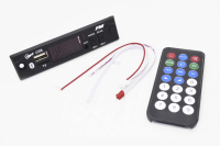Модуль MP3 плеер OT-SPM13 USB/SD/FM/Aux/Bluetooth U=5V с пультом