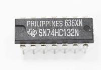 SN74HC132N DIP Микросхема
