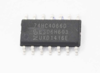 74HC4066D SO14 Микросхема