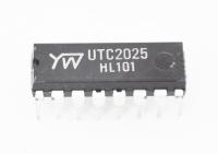UTC2025 DIP16 Микросхема