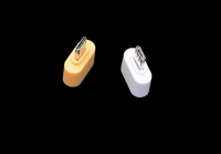 "18848 Адаптер Walker micro USB ""шт""-  USB 2.0 type A ""гн"" OTG02 пластиковый"