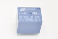 Реле SRD-05VDC-SL-C Катушка 5V, одна группа, 10А 19,0х15,8х15,5