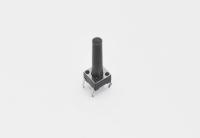 Кнопка 4-pin 6x6x18mm L=15 mm KFT-02 (№91)